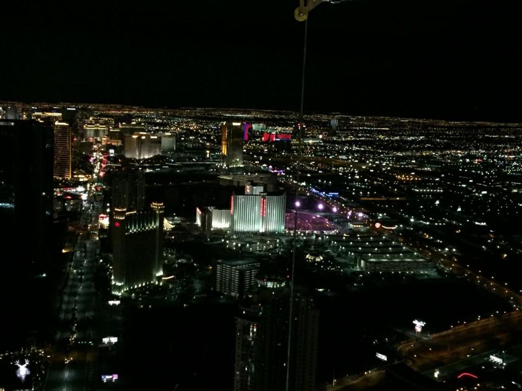 Vegas bei Nacht
