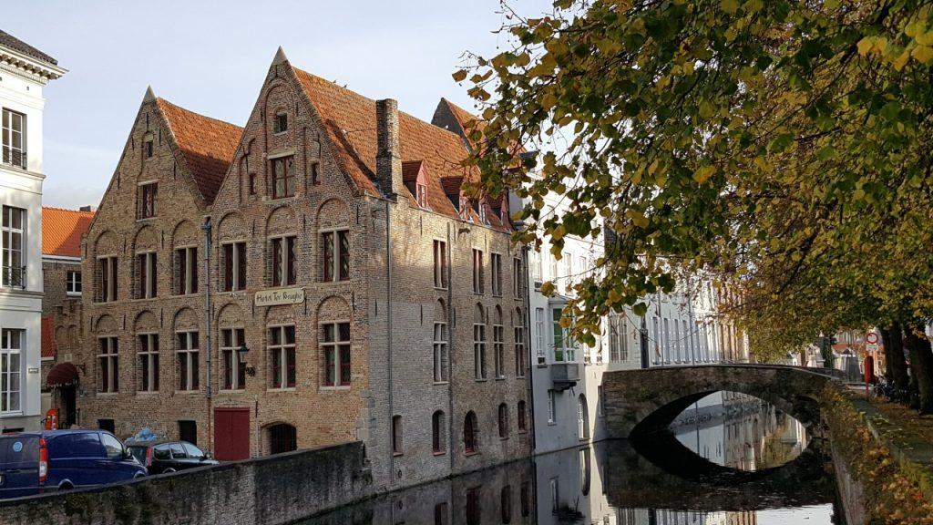 Hotel Ter Brughe von außen